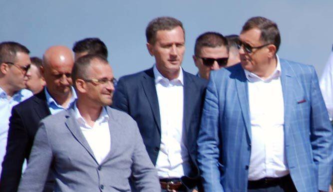 Ljevnaić i Dodik