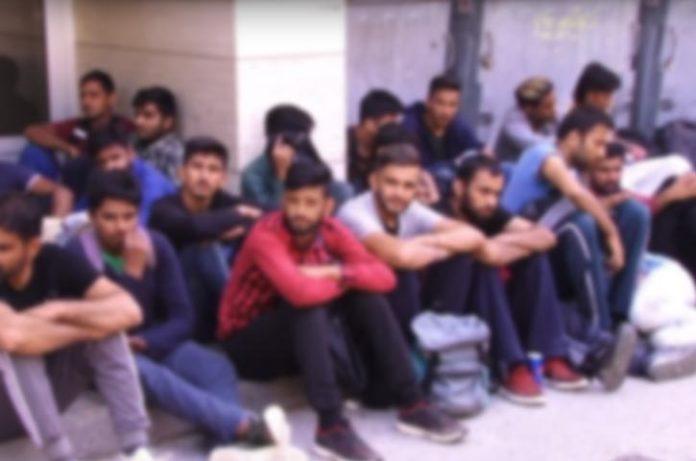 ilegalni migranti