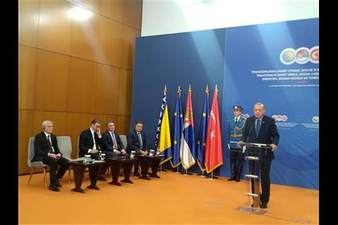 Erdogan Putevi Sinonim Za Civilizaciju I Zivot Infosrpska